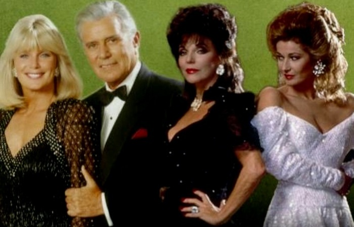 dynasty - Alexis Carrington-Colby w American Horror Story