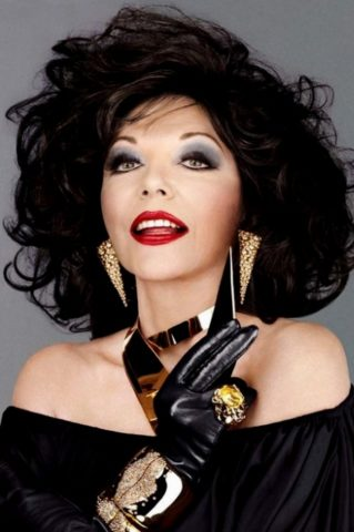 joan collins - Alexis Carrington-Colby w American Horror Story