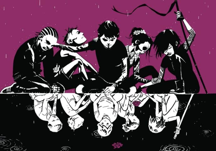 """""""Deadly Class"""" – nowy serial SyFy"""